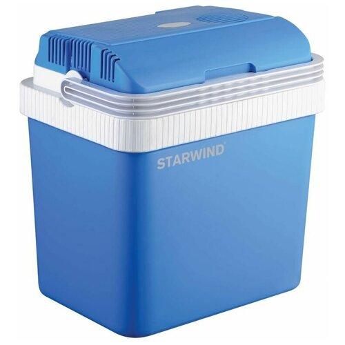 Автомобильный холодильник STARWIND CF-124 синий/серый