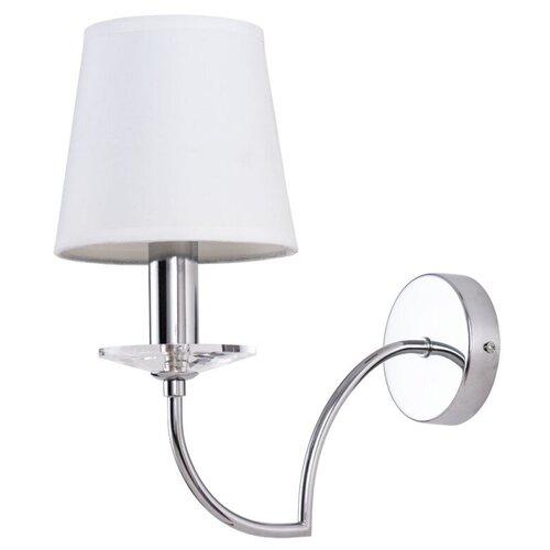 Фото - Настенный светильник Arte Lamp Edda A3625AP-1CC, 60 Вт светильник настенный arte lamp north a5896ap 1cc