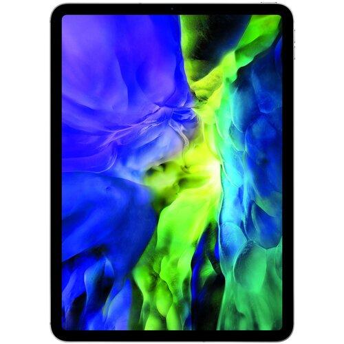 Планшет Apple iPad Pro 11 (2020) 256Gb Wi-Fi + Cellular, silver планшет apple ipad pro 11 2020 256gb wi fi cellular silver