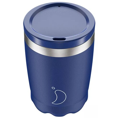 Термокружка Chilly's Coffee Cups, 0.34 л matte blue