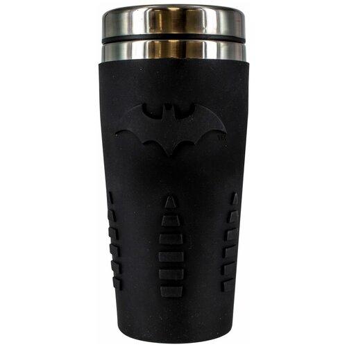 Термокружка Paladone Playstation Batman V2, 0.45 л черный