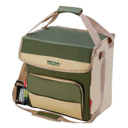 Фото - Сумка-холодильник BIOSTAL TC-30G, 30л, зеленый сумка холодильник biostal tcp 20b