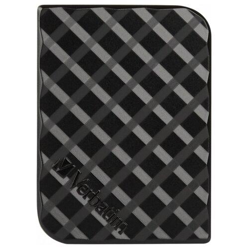Фото - Внешний SSD Verbatim Store 'n' Go Mini 512 ГБ, черный 28 grid mini storage box