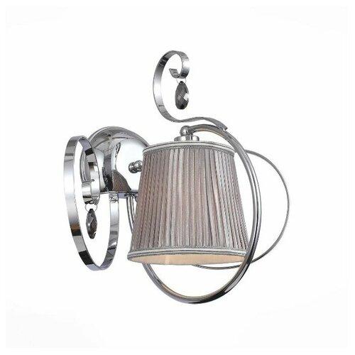 Настенный светильник ST Luce Azzurro SL177.101.01, 40 Вт настенный светильник st luce enita sl1751 101 01 40 вт