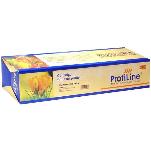 Фото - Картридж ProfiLine PL-006R01518-Y, совместимый картридж profiline pl q6462a y совместимый