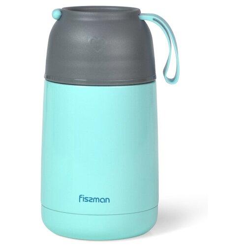 Термос для еды Fissman 9638 / 9639, 0.62 л тиффани