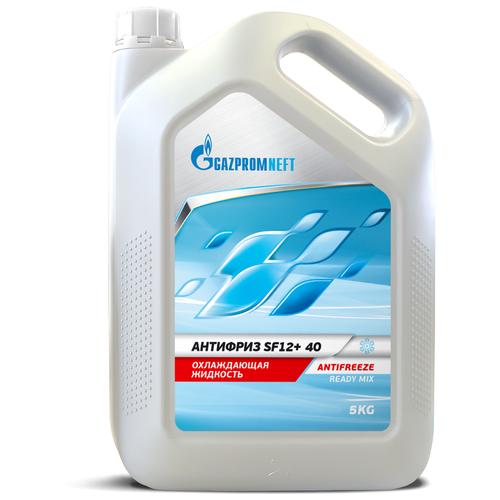 Антифриз Газпромнефть SF12+ 40 5 кг