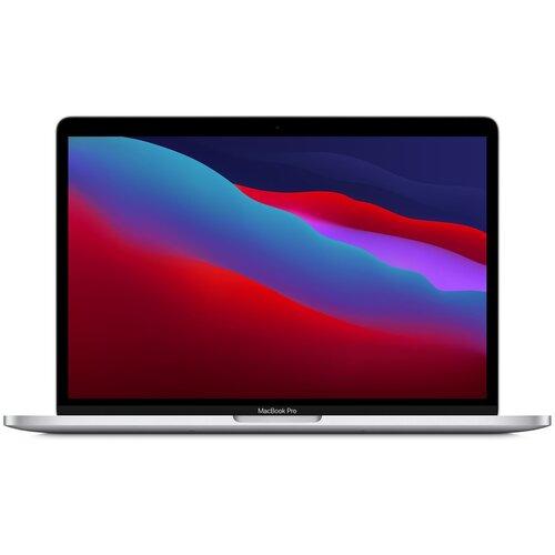 "Ноутбук Apple MacBook Pro 13 Late 2020 (Apple M1/13""/2560x1600/8GB/256GB SSD/DVD нет/Apple graphics 8-core/Wi-Fi/Bluetooth/macOS) MYDA2RU/A серебристый"