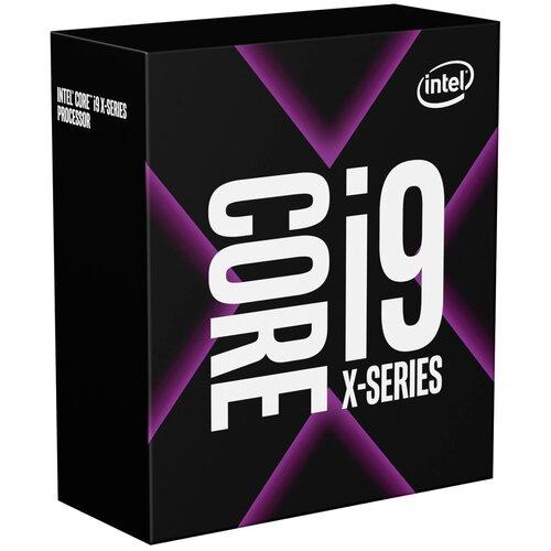 Процессор Intel Core i9-9940X, BOX