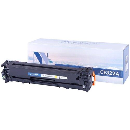 Фото - Картридж NV Print CE322A для HP, совместимый картридж nv print cf401x для hp совместимый