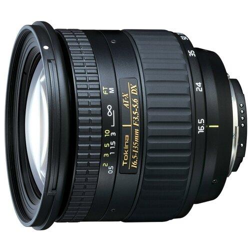 Фото - Объектив Tokina AT-X 16.5-135mm f/3.5-5.6 DX Nikon F объектив tokina at x 11 20 f2 8 pro dx n af для nikon
