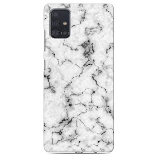 Дизайнерский пластиковый чехол для Samsung Galaxy A51 Мраморные тренды