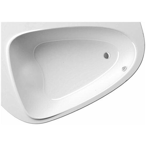 Ванна RAVAK LoveStory II LR без гидромассажа акрил угловая левосторонняя ванна ravak asymmetric 150x100 без гидромассажа акрил угловая левосторонняя