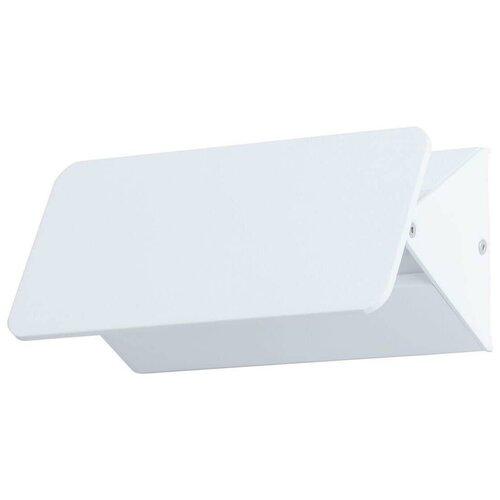 Настенный светильник светодиодный Arte Lamp Elvin A6164AP-1WH, 5 Вт, цвет арматуры: белый