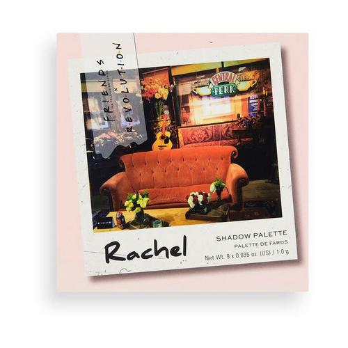REVOLUTION Палетка теней Friends Rachel Palette Rachel