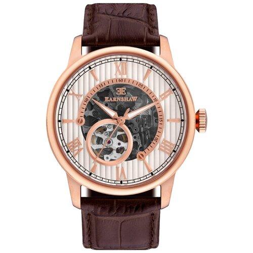 Фото - Наручные часы EARNSHAW ES-8802-04 наручные часы earnshaw es 8085 04