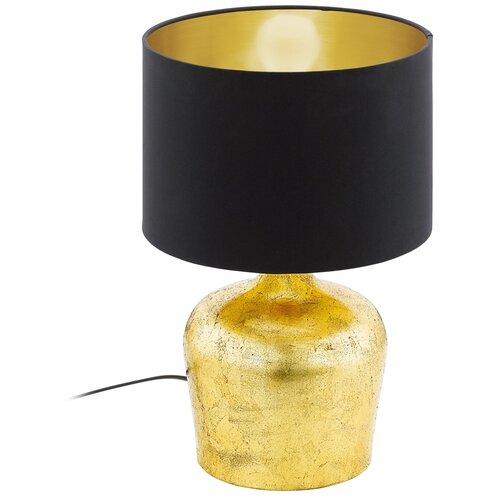 Фото - Настольная лампа Eglo Manalba 95386, 60 Вт настольная лампа eglo montalbano 98381 60 вт