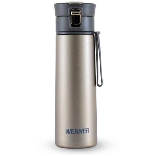 Термокружка Werner Calore, 0.5 л серый