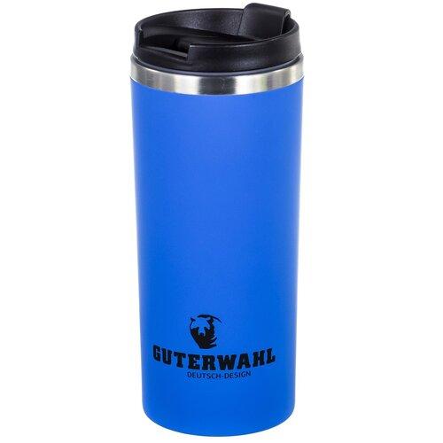 Термокружка Guterwahl Keep warm, 0.38 л синий