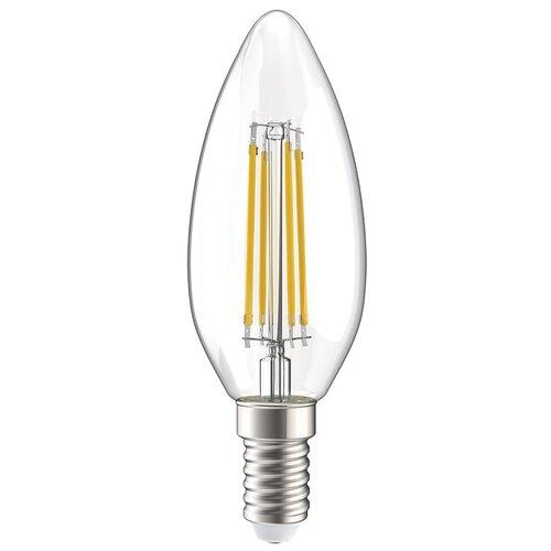 Фото - Лампа светодиодная IEK LLF-C35-5-230-40-E14-CL, E14, C35, 5Вт iek llf c35 5 230 30 e14 cl лампа led c35 свеча прозр 5вт 230в 3000к e14 серия 360°