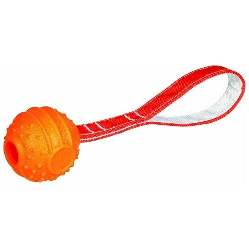 Мячик для собак TRIXIE Soft & Strong (33517) оранжевый