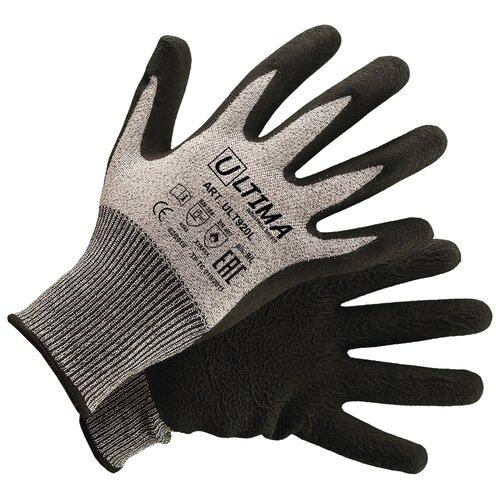 Фото - Перчатки ULTIMA из высокополимеризирован. волокна (5) с латексн. покрыт . (12 пар), р.9/L brian quinlan l ultima ragazza single