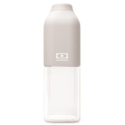 Бутылка для воды, для безалкогольных напитков Monbento MB Positive M 0.5 пластик coton