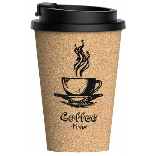 Термокружка WALMER Coffee W24350003, 0.35 л Corky