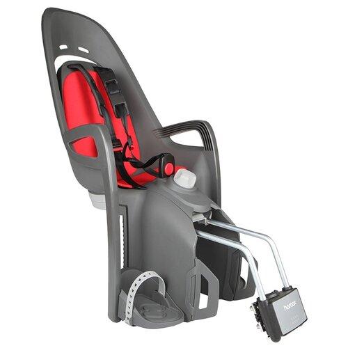 Заднее велокресло Hamax Zenith Relax, grey/red