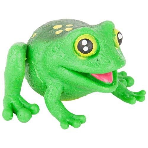 Игрушка-мялка Junfa toys Лягушка-сквиши
