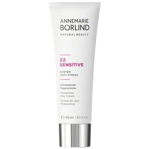 Купить Annemarie Borlind ZZ Sensitive Protective Day Cream Крем дневной Защитный для лица, 50 мл