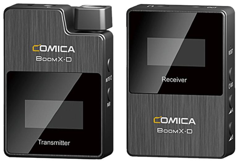 Радиосистема Comica BoomX-D