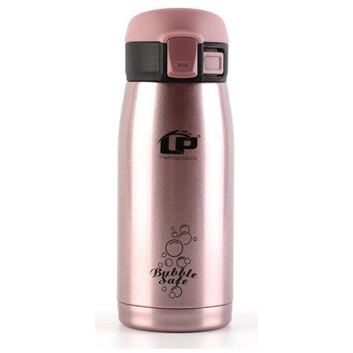 Термокружка LP Bubble Safe, 0.35 л розовый
