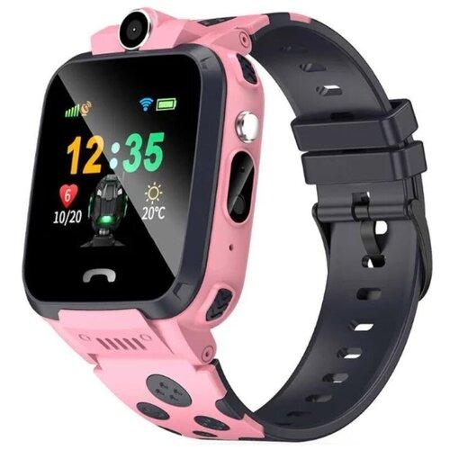 Детские умные часы Smart Baby Watch V95W, розовый детские умные часы smart baby watch df25g голубые