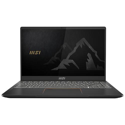 "Ноутбук MSI Summit E14 A11SCST-072RU (Intel Core i7-1185G7/14""/1920x1080/16GB/1024GB SSD/NVIDIA GeForce GTX 1650 Ti Max-Q 4GB/Windows 10 Pro) 9S7-14C424-072 черный"