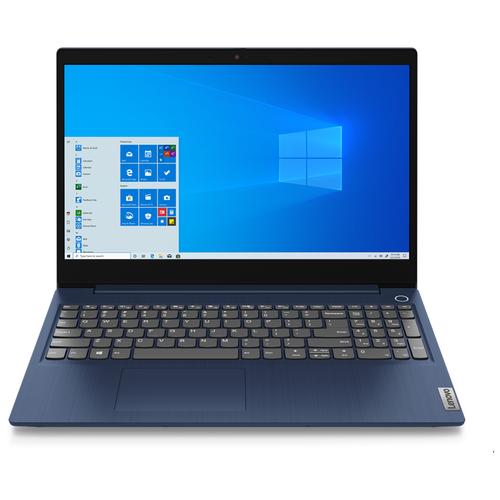 "Ноутбук Lenovo IdeaPad 3 15IIL05 (Intel Core i5-1035G1 1000MHz/15.6""/1920x1080/8GB/256GB SSD/Intel UHD Graphics/DOS) 81WE00KERK Abyss blue"