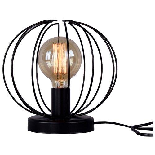 Настольная лампа РОССвет Андромеда РС20867 BK/1T, 60 Вт