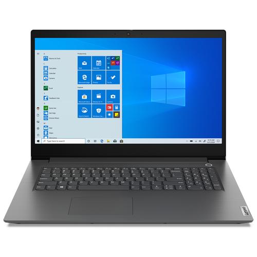"Ноутбук Lenovo V17-IIL (Intel Core i7 1065G7 1300MHz/17.3""/1920x1080/8GB/256GB SSD/DVD нет/NVIDIA GeForce MX330 2GB/Wi-Fi/Bluetooth/Windows 10 Pro) 82GX0081RU Iron Grey"