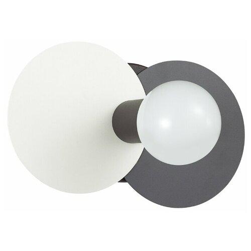 Фото - Настенный светильник Lumion Aloy 3783/1W, 60 Вт настенный светильник lumion casetta 3126 1w 60 вт