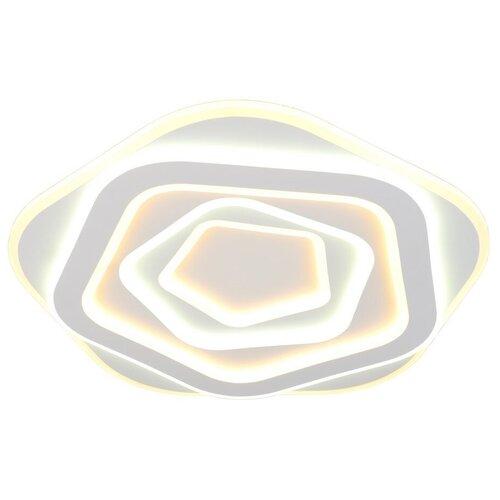 Фото - Потолочный светильник светодиодный Omnilux Galatina OML-08807-190, LED, 190 Вт светильник светодиодный omnilux oml 19203 54 led 54 вт