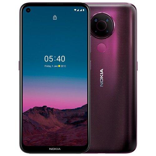Смартфон Nokia 5.4 4/128GB, пурпурный