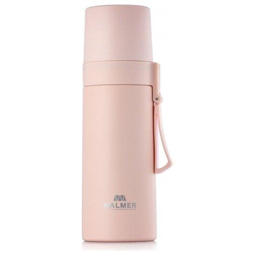 Классический термос WALMER Hippo, 0.35 л розовый