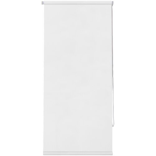 Рулонная штора LM DECOR Симпл LM 68-01 миниролло, 48х160 см