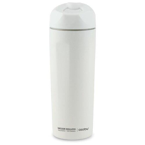 Термокружка Asobu Easy access, 0.42 л белый