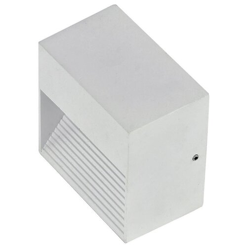 IDEAL LUX Уличный настенный светильник Down AP1 Bianco, G9, 28 Вт, цвет арматуры: белый, цвет плафона бесцветный настенный светильник ideal lux flash ap1 bianco