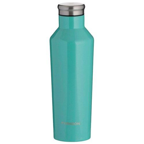 Классический термос TYPHOON Pure, 0.5 л голубой