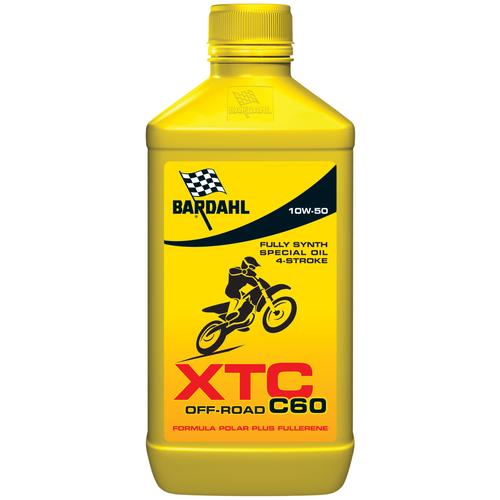 Фото - Синтетическое моторное масло Bardahl XTC C60 Off Road 10W-50, 1 л синтетическое моторное масло bardahl xtc c60 off road 10w 40 1 л