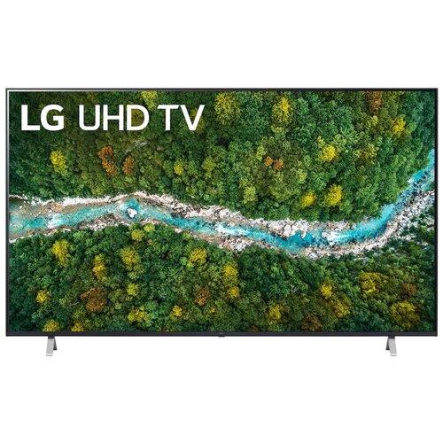 Фото - Телевизор LG 70UP77506LA 69.5 (2021), черный телевизор lg 43lm5500pla черный 43lm5500pla aru