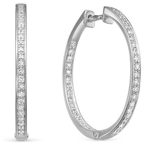 серьги vesna jewelry 4022 251 164 00 Vesna jewelry Серьги 2951-251-01-00