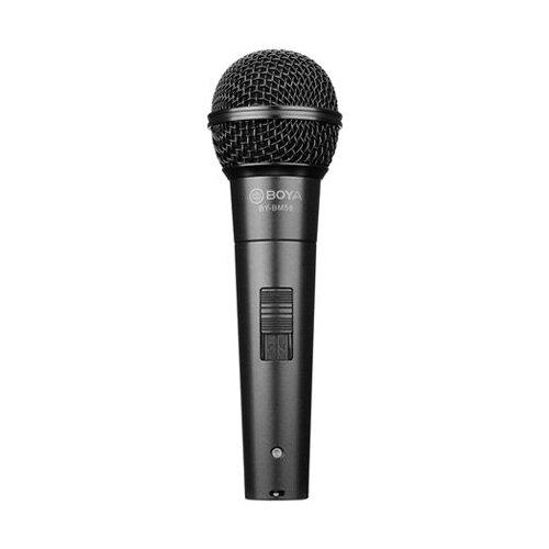 Микрофон Boya BY-BM58 вокальный, кардиоидный